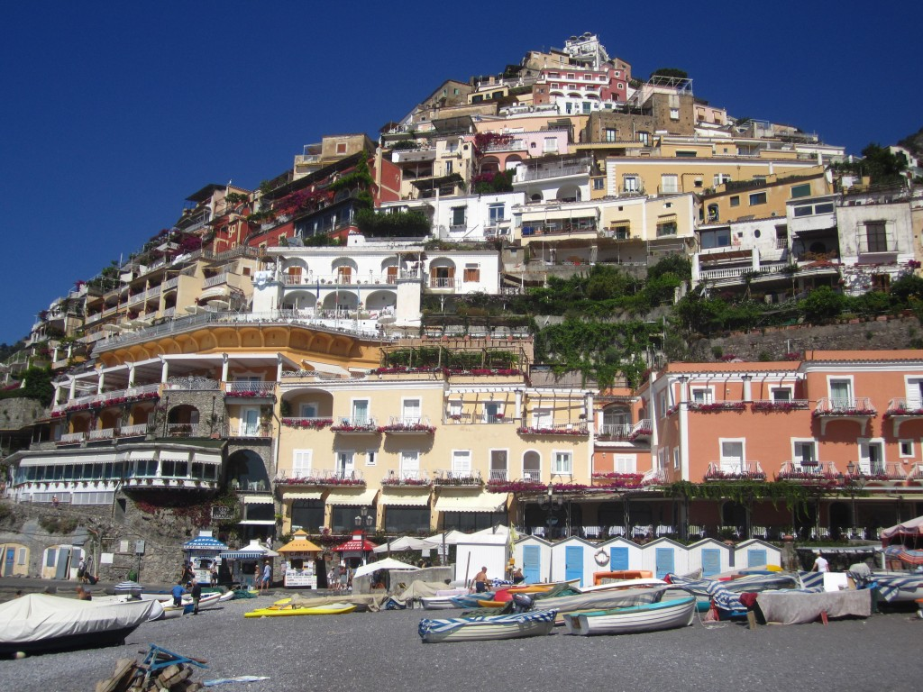 Positano Italy The Amalfi Coast