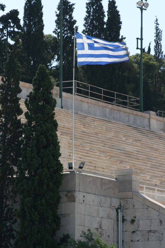 Panathenaiko Stadium Athens