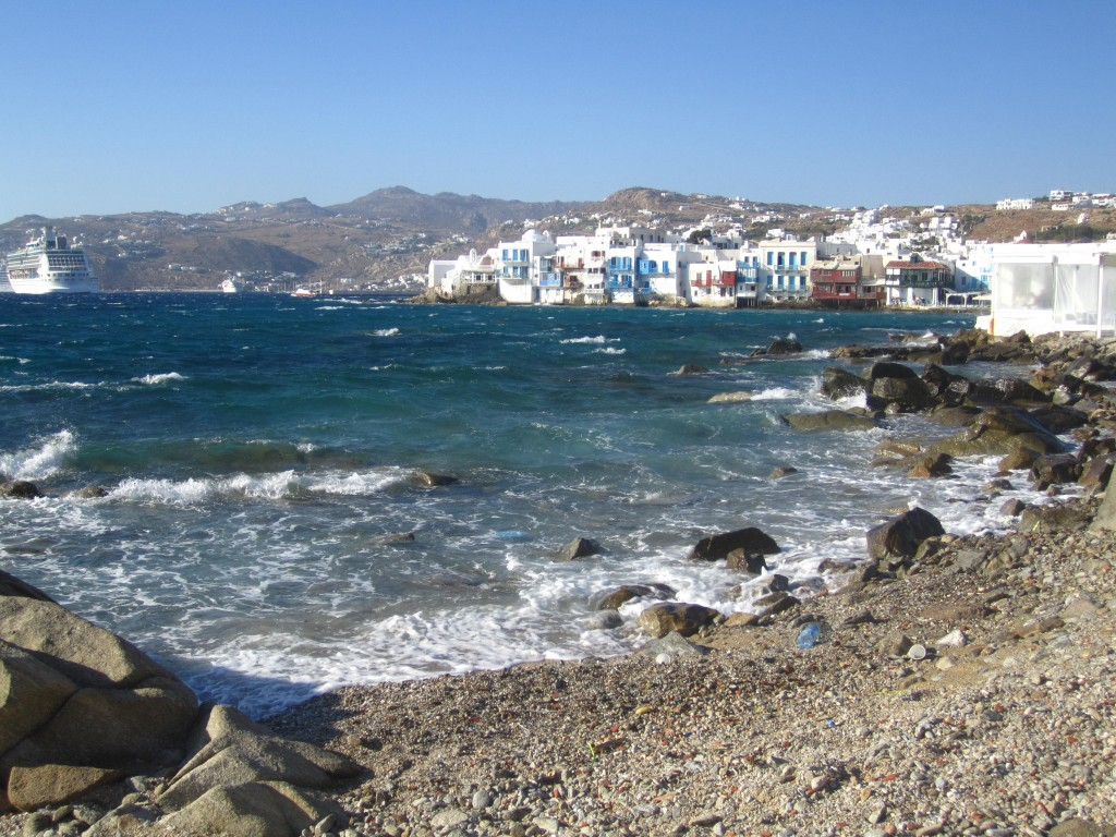 Greek Isle of Mykonos