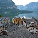 Hallstatt, Austria- From the Rooftops