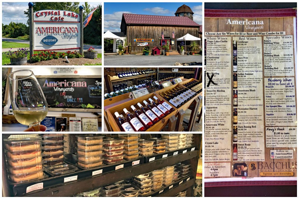 Americana Vineyards