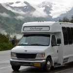 Getting from Whittier to Anchorage w/ Anchorage Tours & Transfers