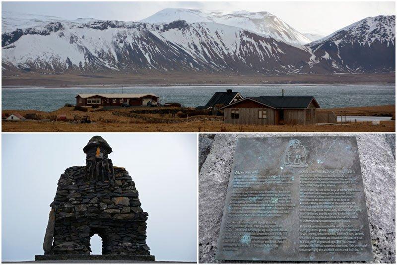 Bárður Snæfellsás - Arnarstapi Iceland