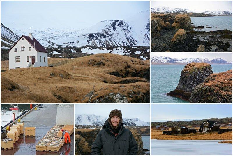 Arnarstapi Iceland - Snæfellsnes Peninsula