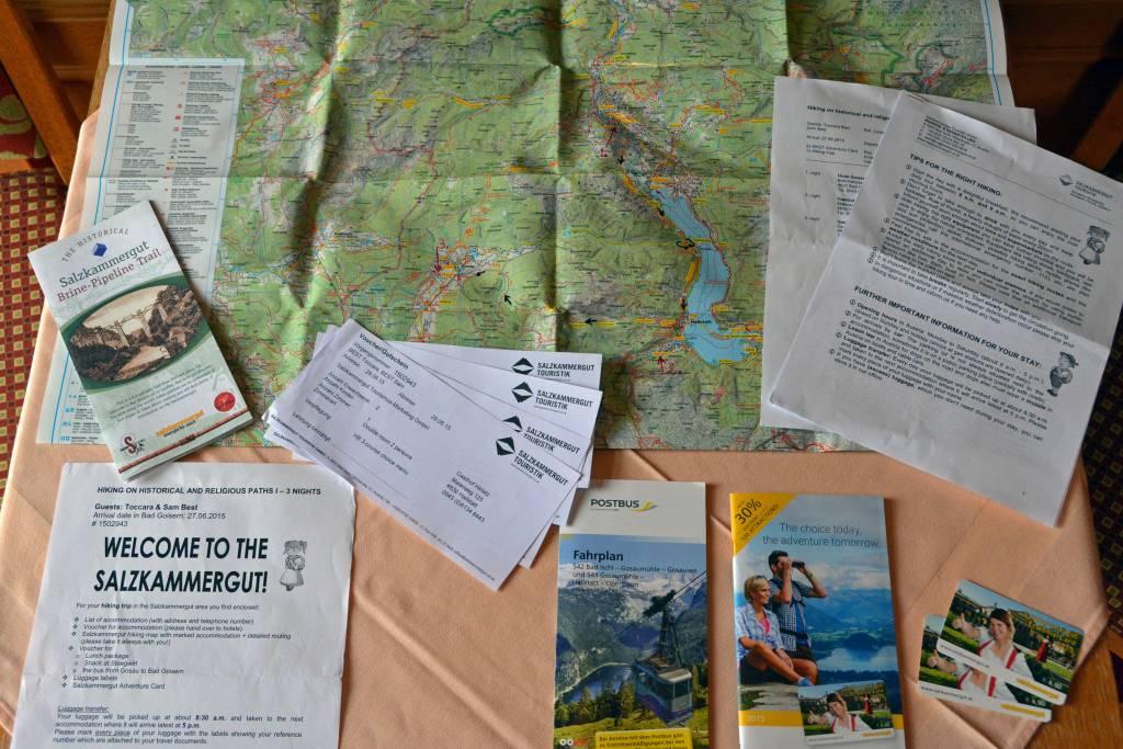 Austrian Villages Hike