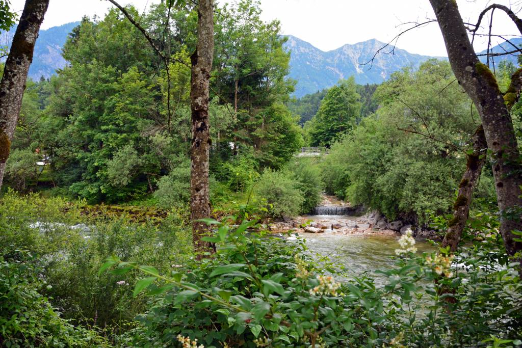 Traun River Austria