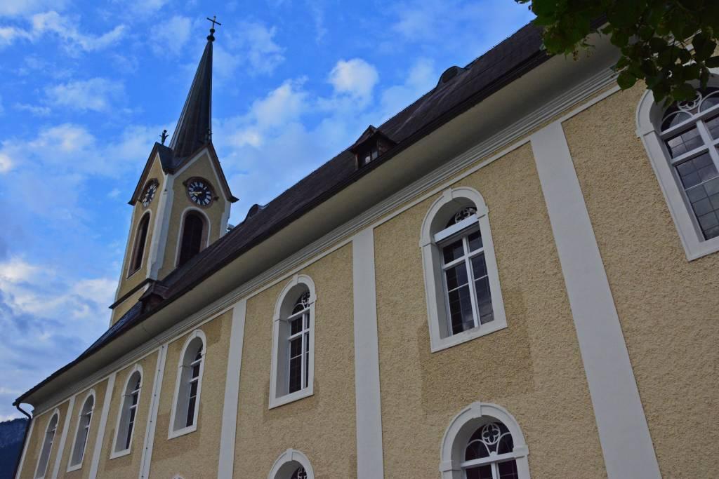 Bad Goisern Church