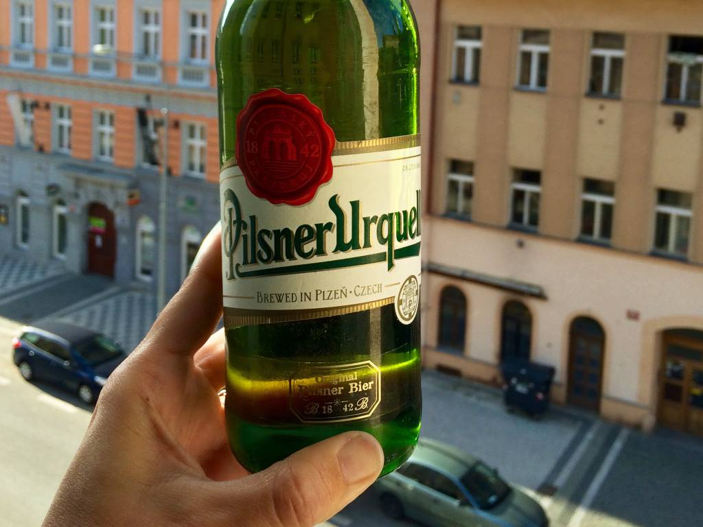 Best Beer in Prague