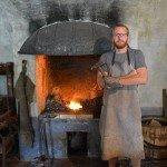 Be a Medieval Cesky Krumlov Blacksmith