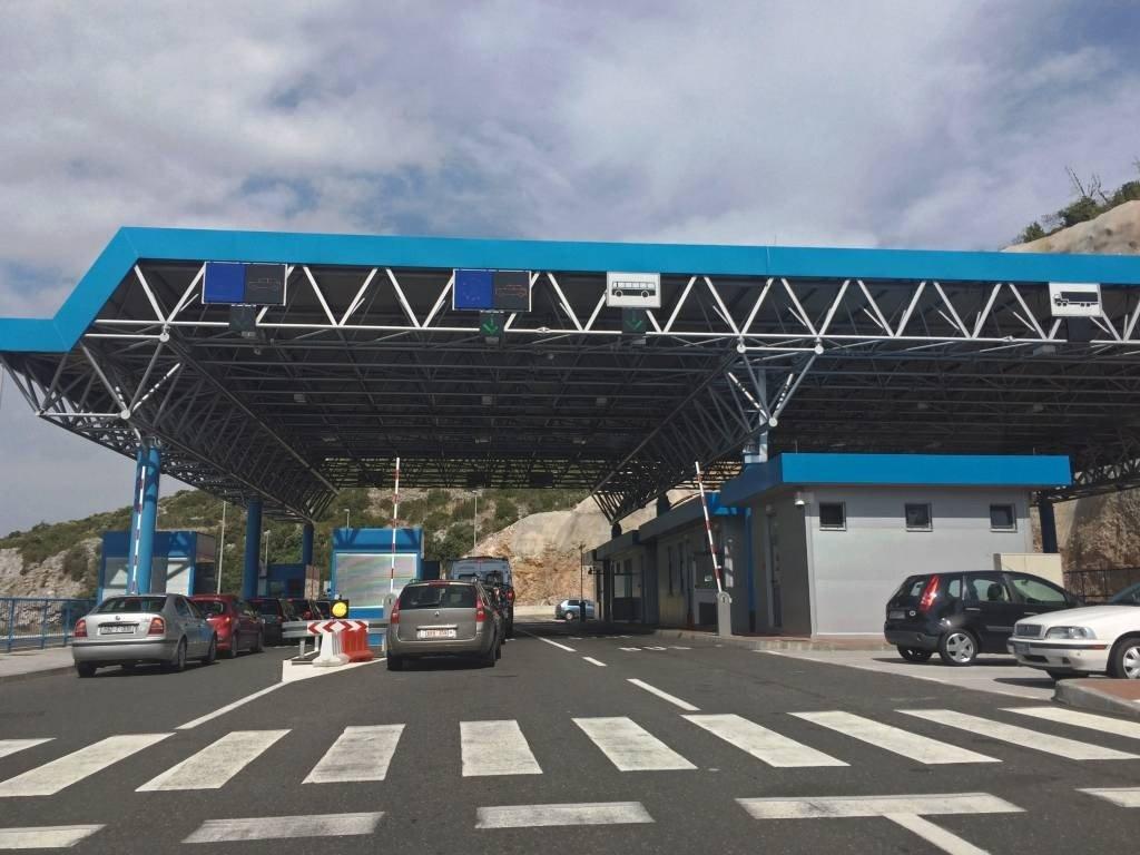 Bosnia Border Crossing