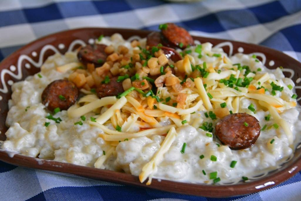 traditional Slovakian food