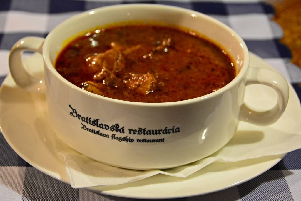 Bratislava restaurants
