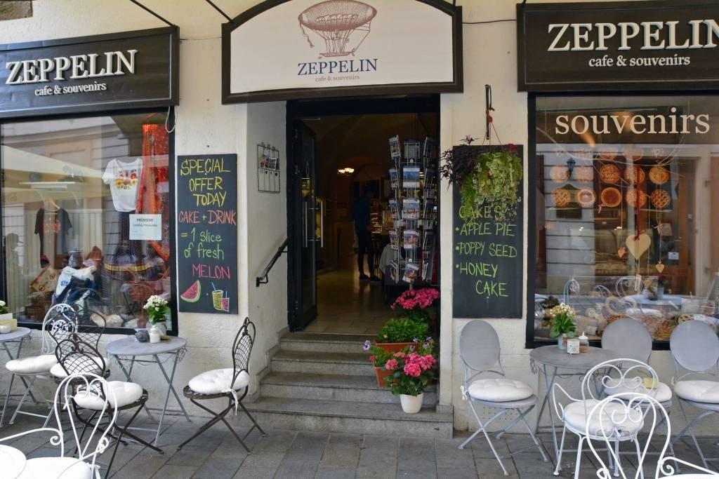 Best Bratislava cafe