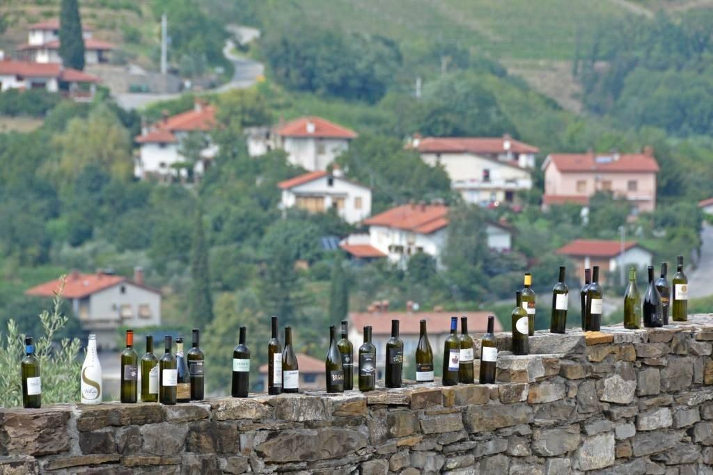 Wine Bottles Brda