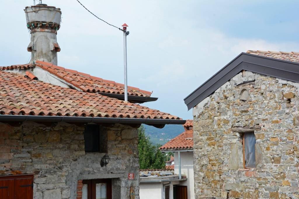 Village in Brda Slovenia