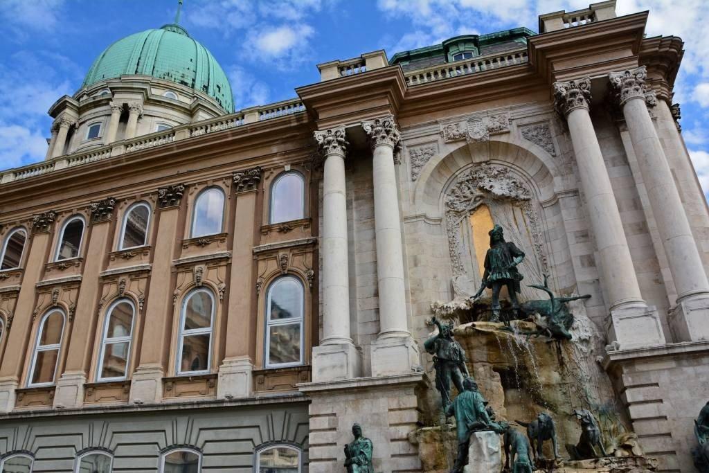 Matthias Fountain Budapest