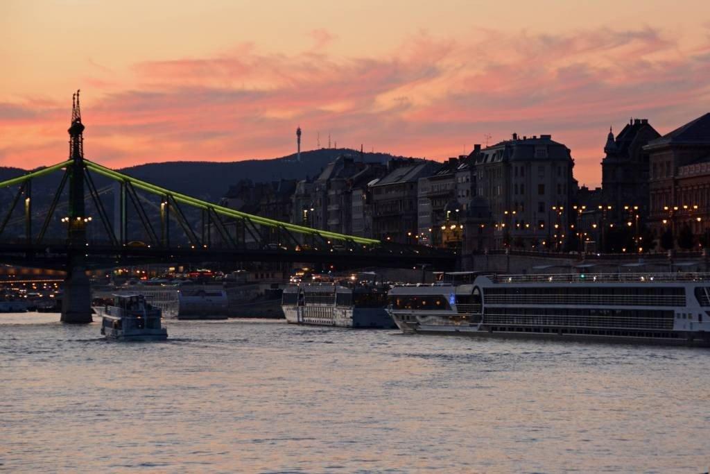 Budapest Sunset Cruise