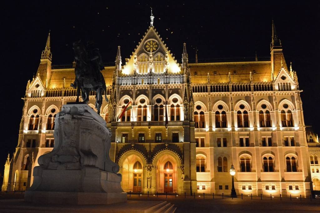Things to Do at Night in Budapest