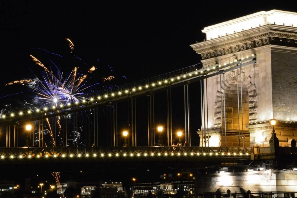 Things to do in Budapest at night