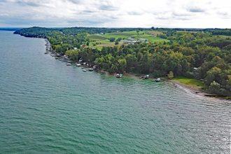 Cayuga Lake NY – Wineries, Breweries, Waterfalls, and More!
