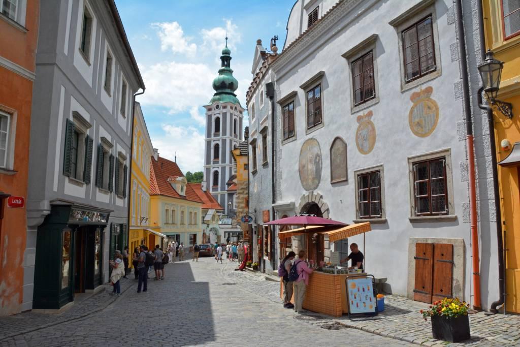 Cesky Krumlov Czech Republic
