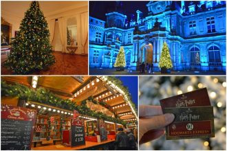 Christmas in England – 3 Holiday Events Near London