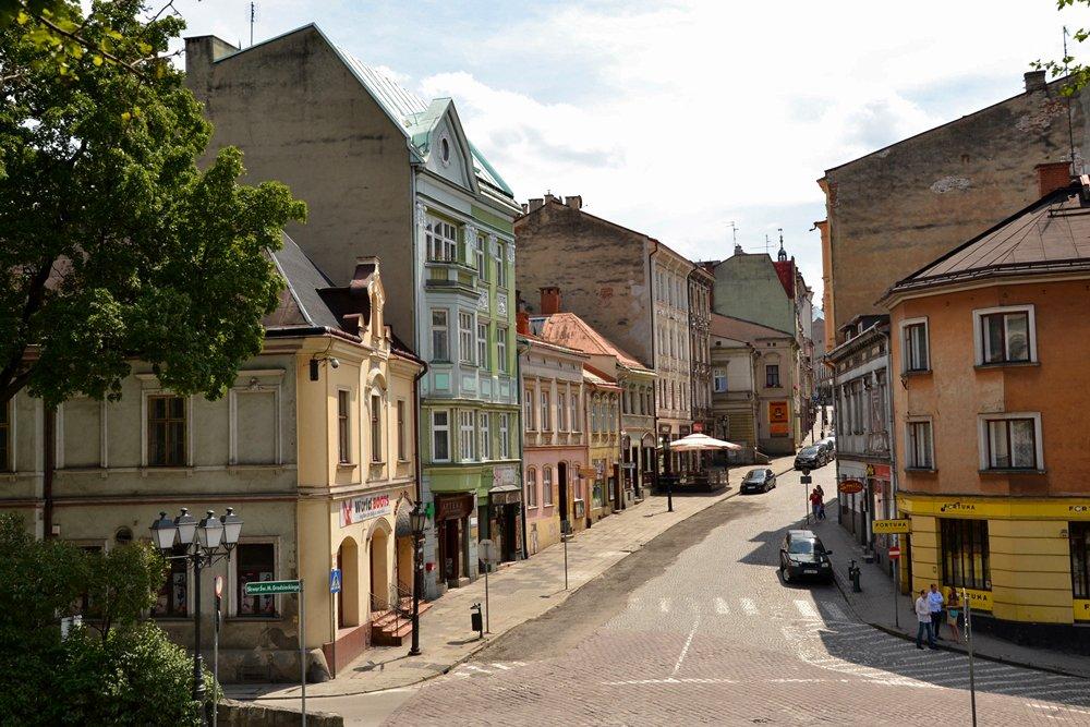 CieszynPoland Cesky TesinCzech Republic1