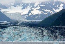 College Fjord Glaciers