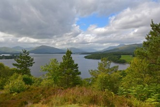 Exploring Loch Lomond & The Trossachs National Park