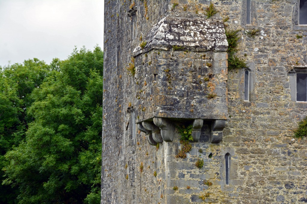 Aughnanure Castle in Oughterard Ireland