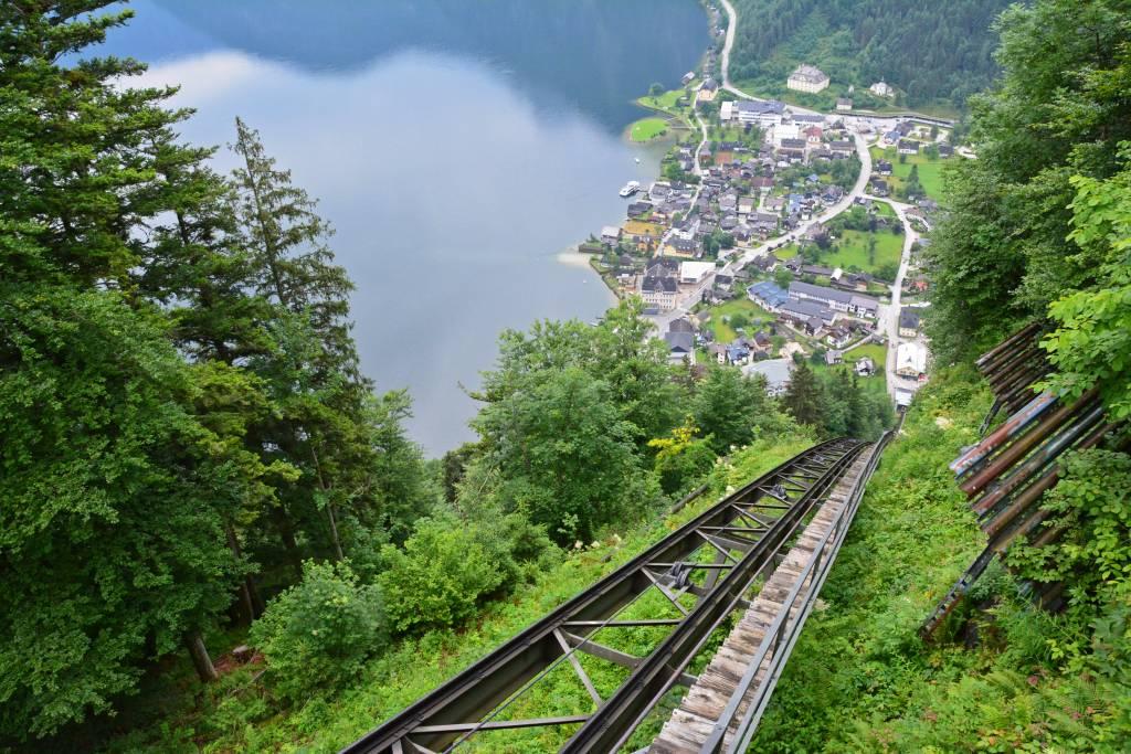 Hallstatt funicular