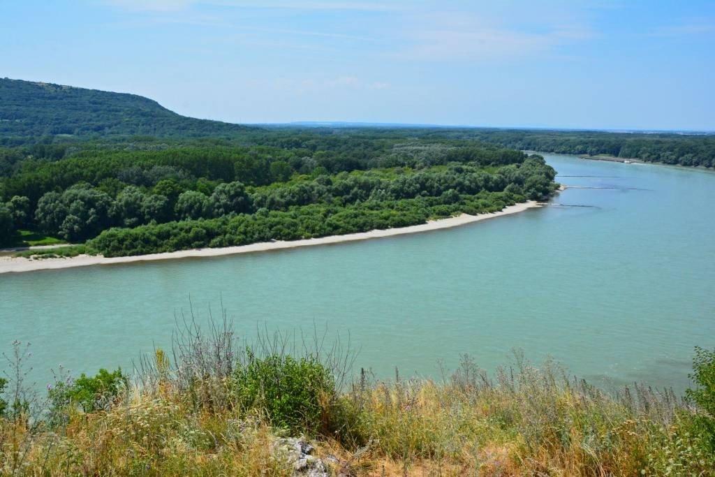 Danube River Slovakia
