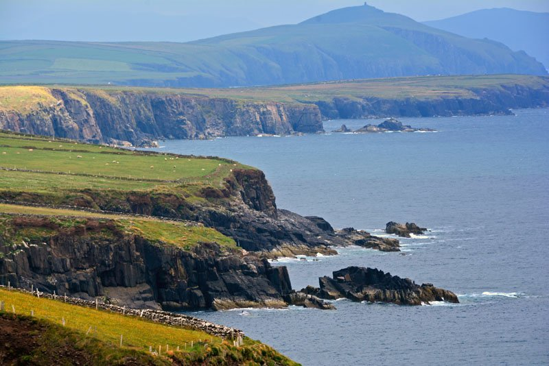 Ireland Road Trip on the Dingle Pensinula