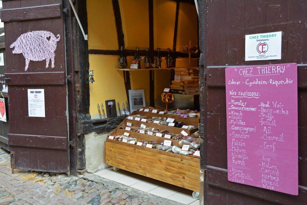 Eguisheim Shops