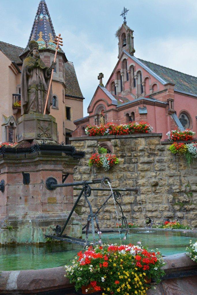 Eguisheim Village France