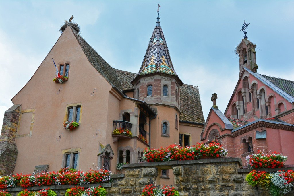 Eguisheim French Village