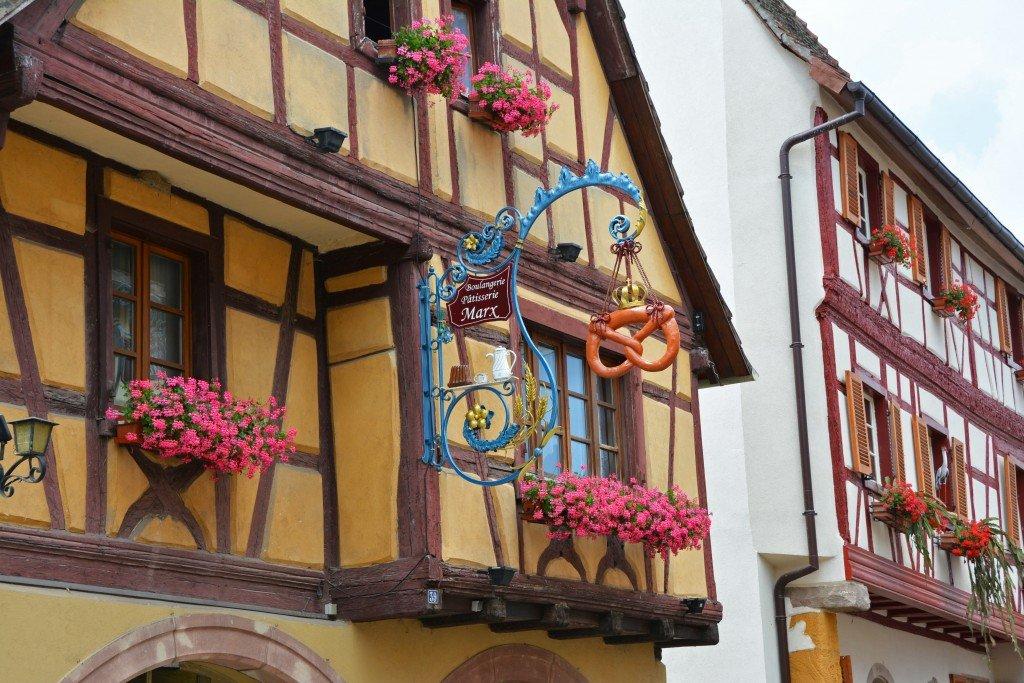 Eguisheim, France Alsace