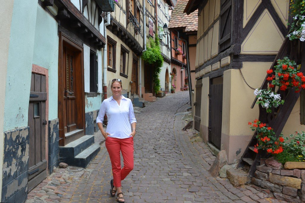 Toccara Forget Someday Travel Blog in Eguisheim France