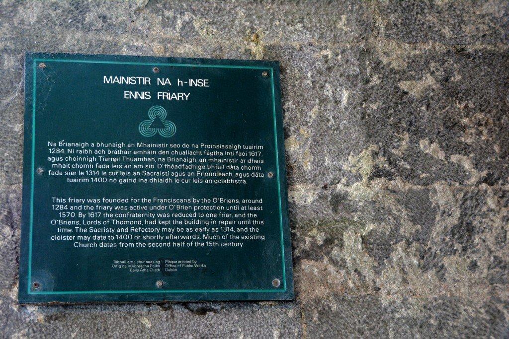 Ennis Friary