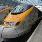 Riding with Eurostar