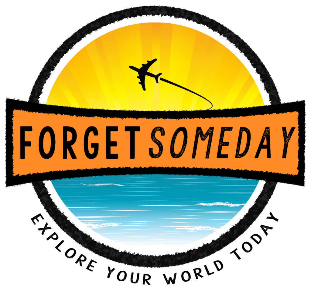 Forget Someday Profile Logo- Revised