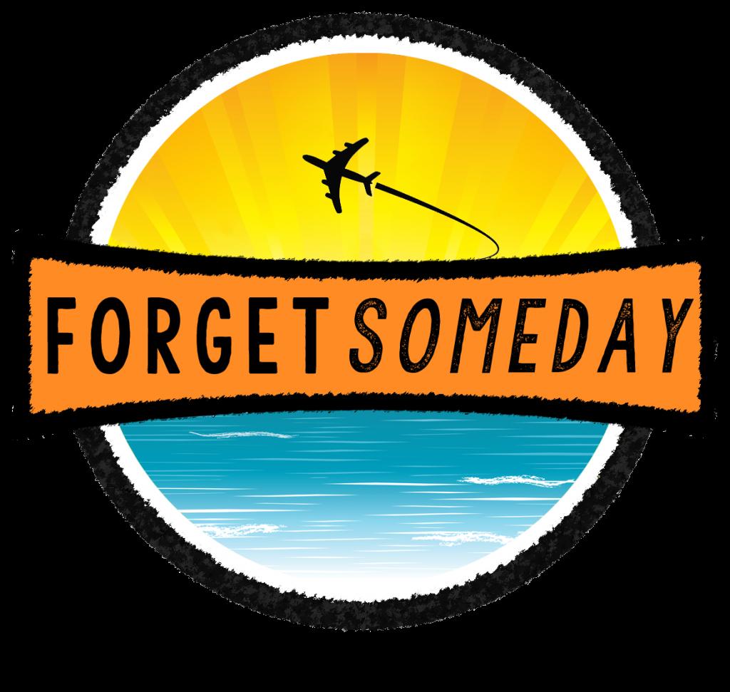 Forget Someday Profile Logo- Revised
