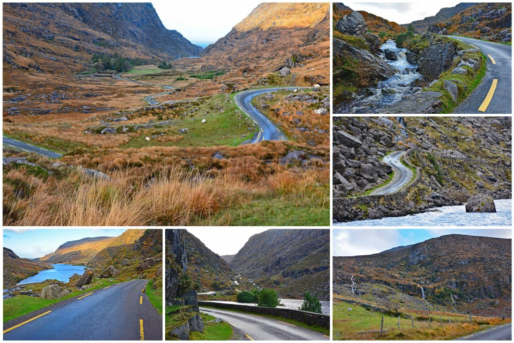 Gap of Dunloe driving