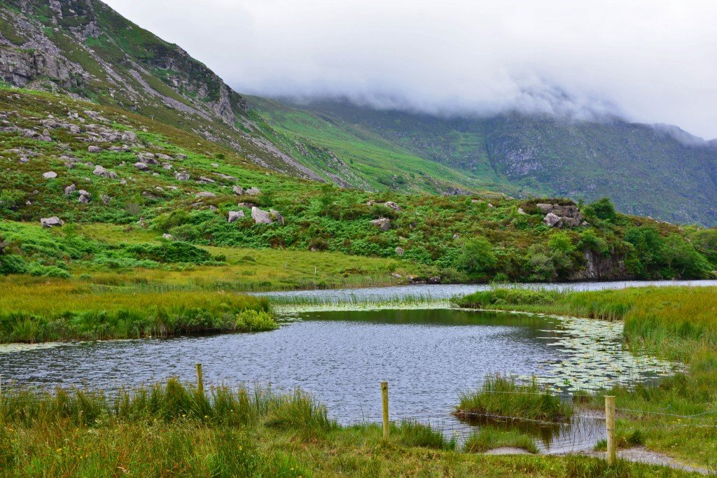 Gap of Dunloe Lake