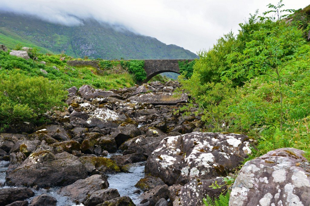 Wishing Bridge Gap of Dunloe