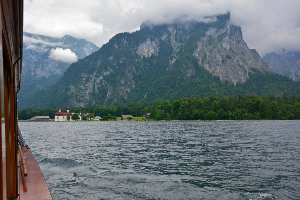 Berchtesgaden National Park Germany