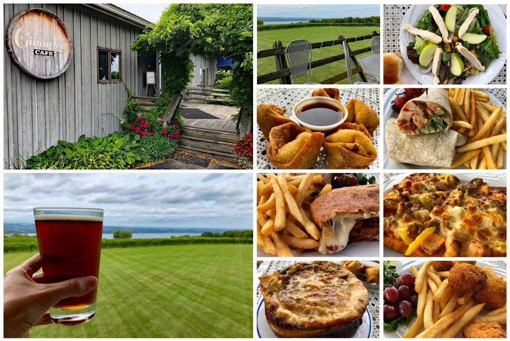 Seneca Lake Restaurants