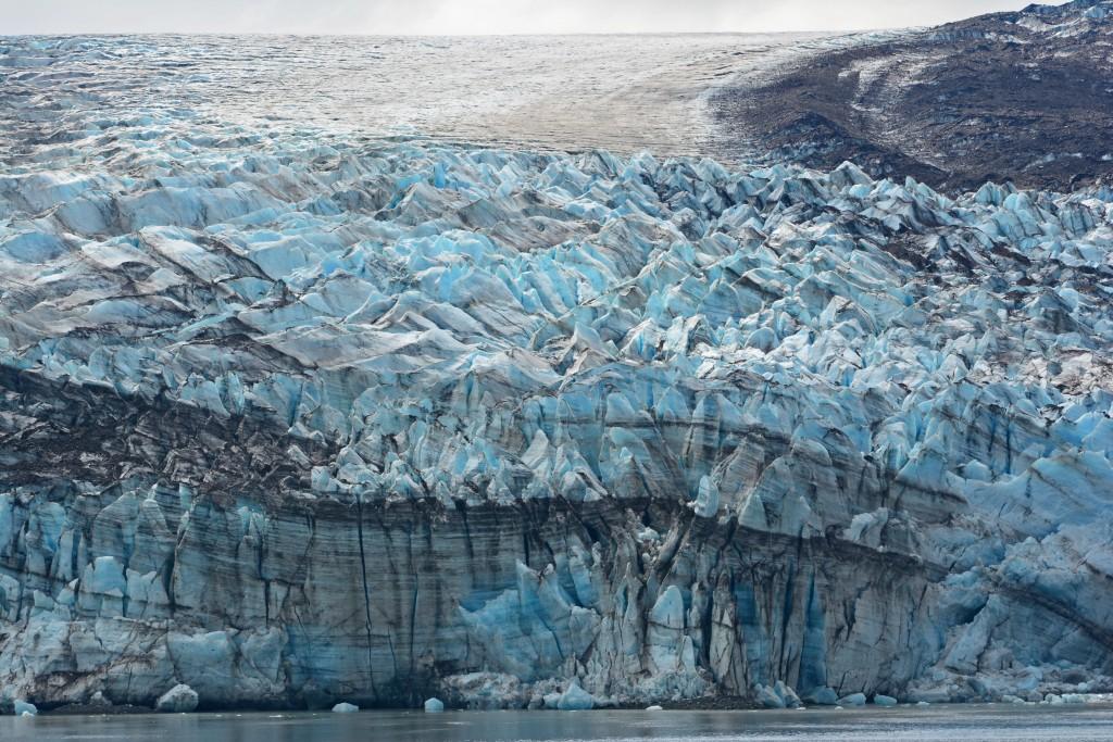 Lamplugh Glacier Alaska