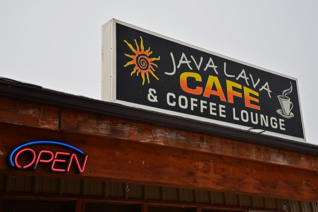 Java Lava Cafe