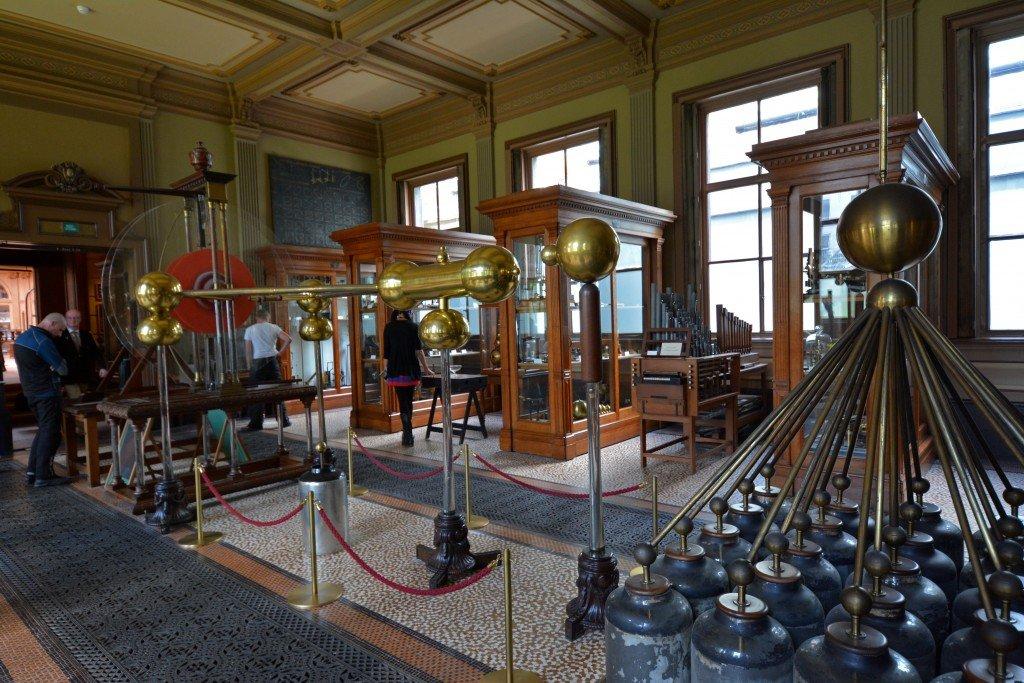 Science Teylers Museum Haarlem Netherlands
